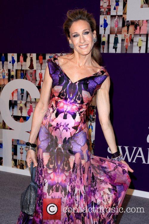 Sarah Jessica Parker 2010 CFDA Fashion Awards at...
