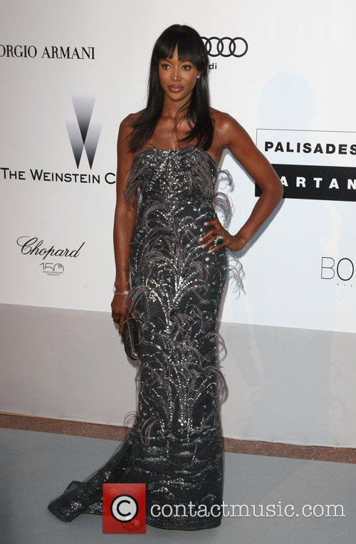 Naomi Campbell 2010 Cannes International Film Festival -...