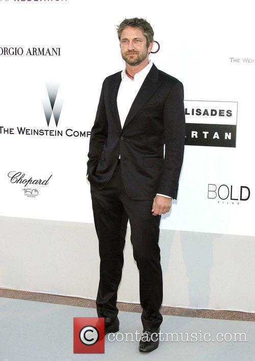 Gerard Butler  2010 Cannes International Film Festival...