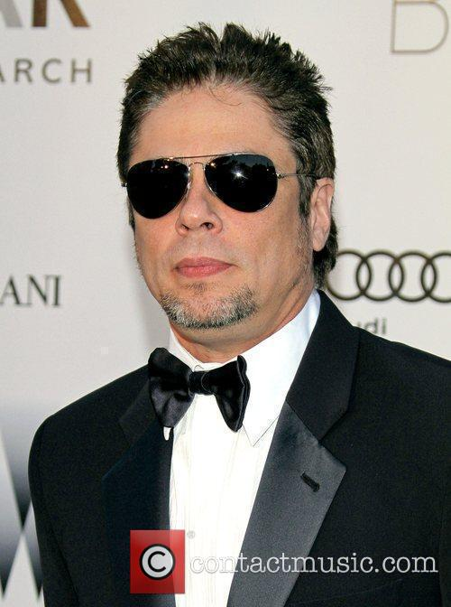 Benicio Del Toro  2010 Cannes International Film...