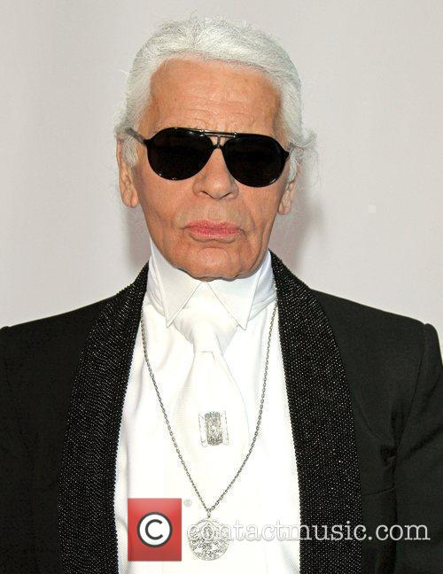 Karl Lagerfeld   2010 Cannes International Film...