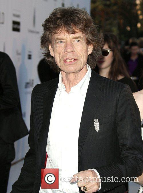 Mick Jagger  2010 Cannes International Film Festival...