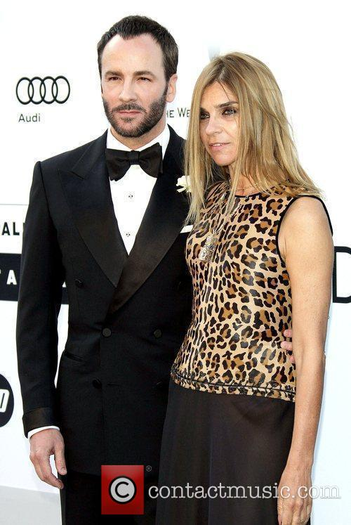 Tom Ford and Carine Roitfeld 4