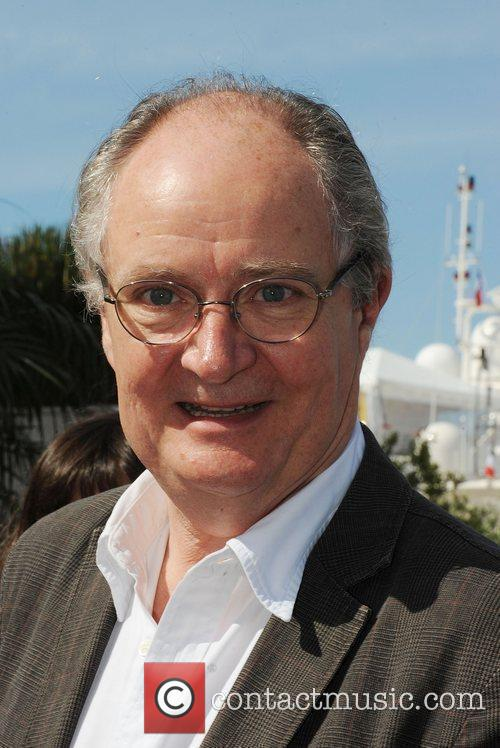 Actor Jim Broadbent and Jim Broadbent 2