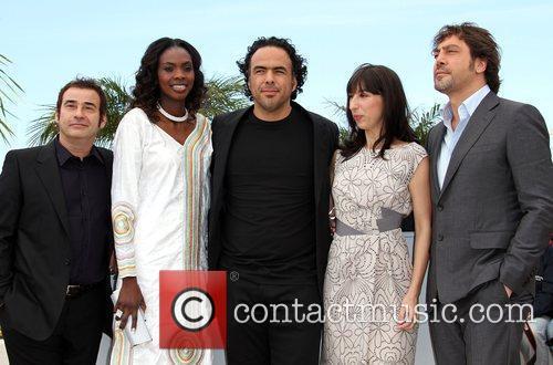 Diaryatou Daff, Alejandro Gonzalez Inarritu, Maricel Alvarez and...