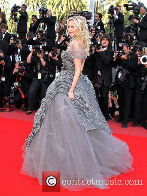 Adriana Karembeu Cannes International Film Festival 2010 -...