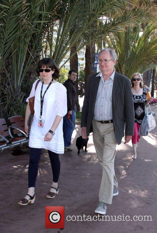Jimmy Broadbent Celebrities at the 2010 Cannes Film...