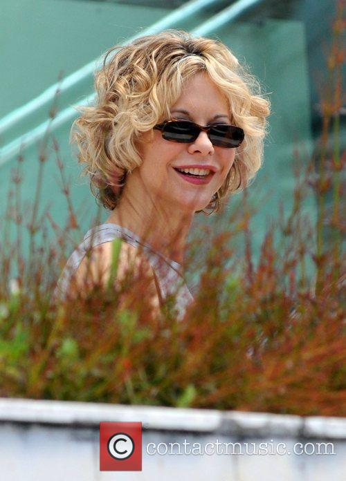 Meg Ryan Celebrities at the 2010 Cannes Film