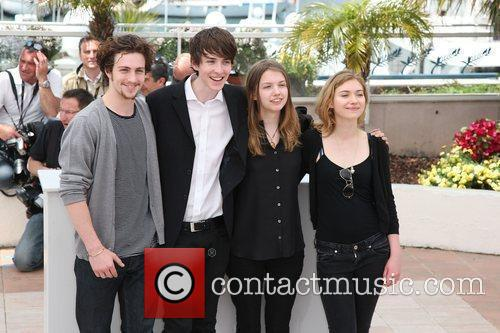 Aaron Johnson, Matthew Beard, Hannah Murray and Imogen Poots 3