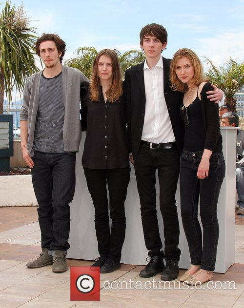 Aaron Johnson, Hannah Murrah, Matthew Beard and Imogen Poots 11