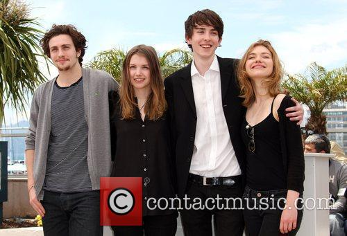 Aaron Johnson, Hannah Murrah, Matthew Beard and Imogen Poots 8