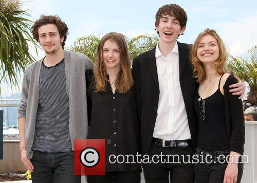 Aaron Johnson, Hannah Murrah, Matthew Beard and Imogen Poots 10