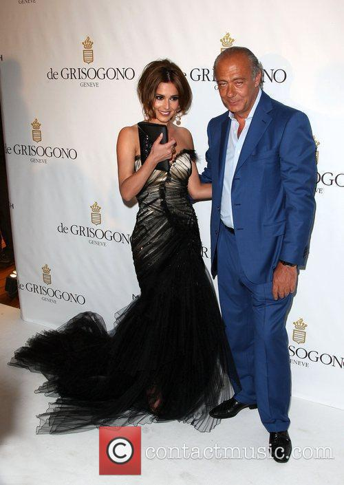 Cheryl Cole and Fawaz Gruosi 11
