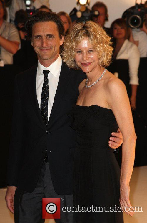 Lawrence Bender and Meg Ryan 2