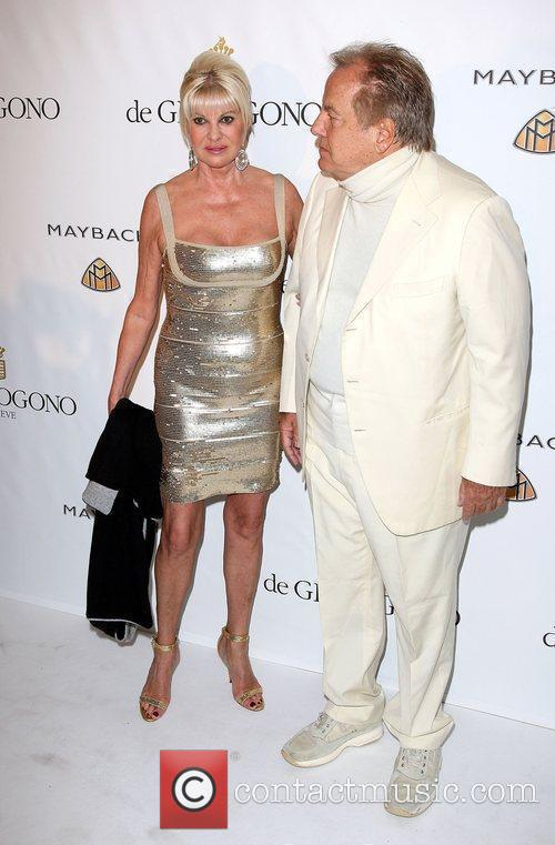 Ivana Trump and Massimo Gargia 2