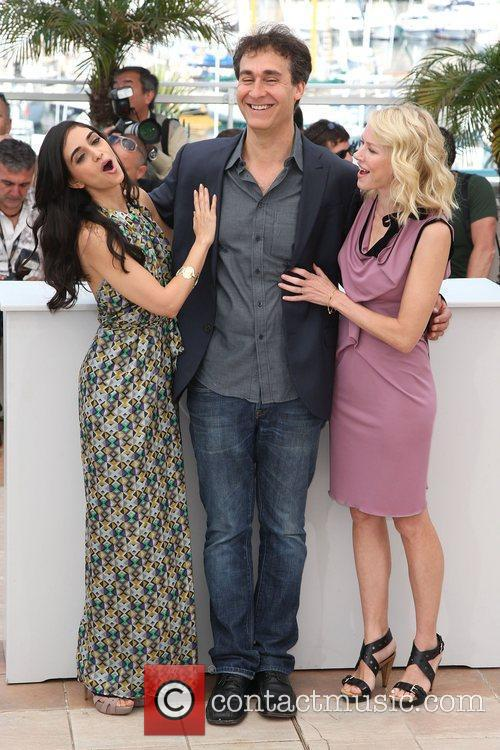 Doug Liman, Liraz Charhi and Naomi Watts 1