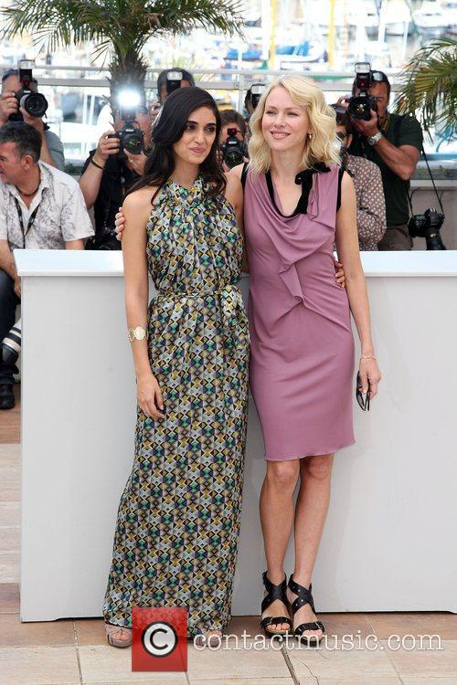 Liraz Charhi and Naomi Watts Cannes International Film...