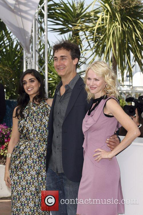 Liraz Charhi, Doug Liman, Naomi Watts 2010 Cannes...