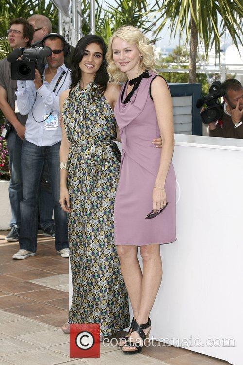 Naomi Watts and Liraz Charhi 1