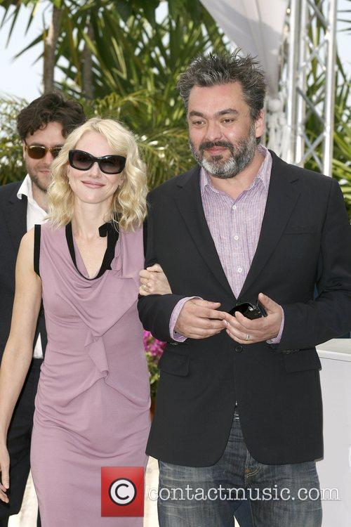 Naomi Watts and Jez Butterworth 2010 Cannes International...