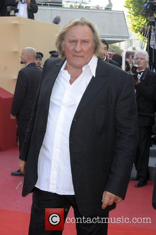 Gerard Depardieu 2010 Cannes International Film Festival -...