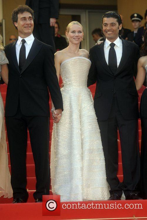 Naomi Watts and Khaled Nabawy 2010 Cannes International...