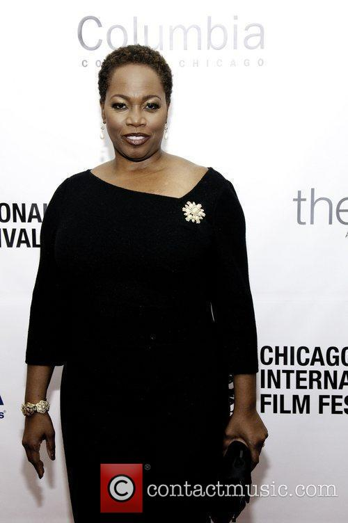 Regina Taylor  Forest Whitaker received the Career...