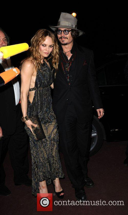 Johnny Depp and Vanessa Paradis 3