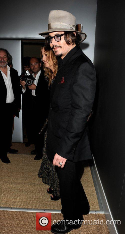 Johnny Depp and Vanessa Paradis 5