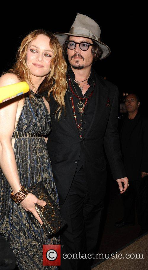 Johnny Depp and Vanessa Paradis 4