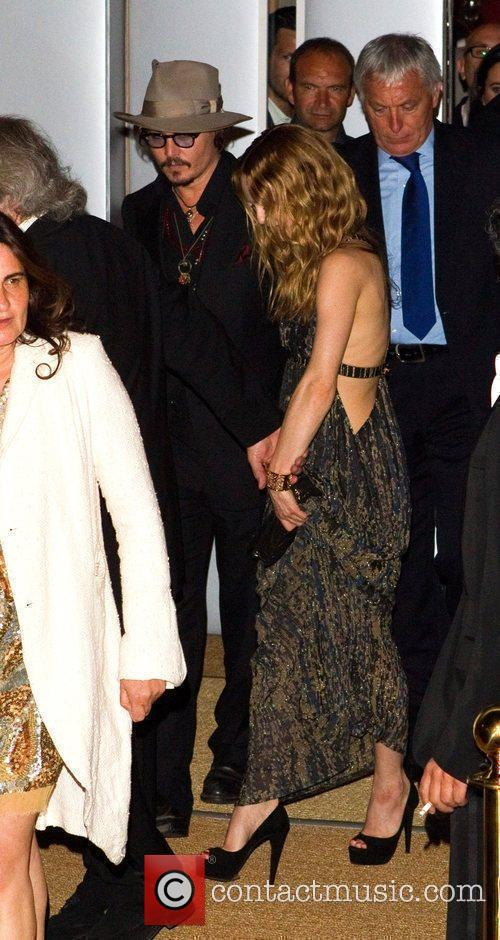Johnny Depp and Vanessa Paradis 10