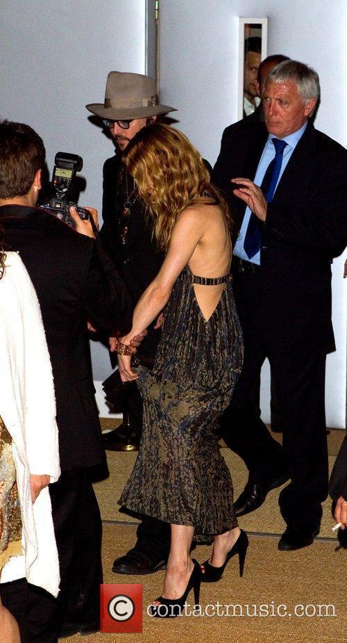 Johnny Depp and Vanessa Paradis 1