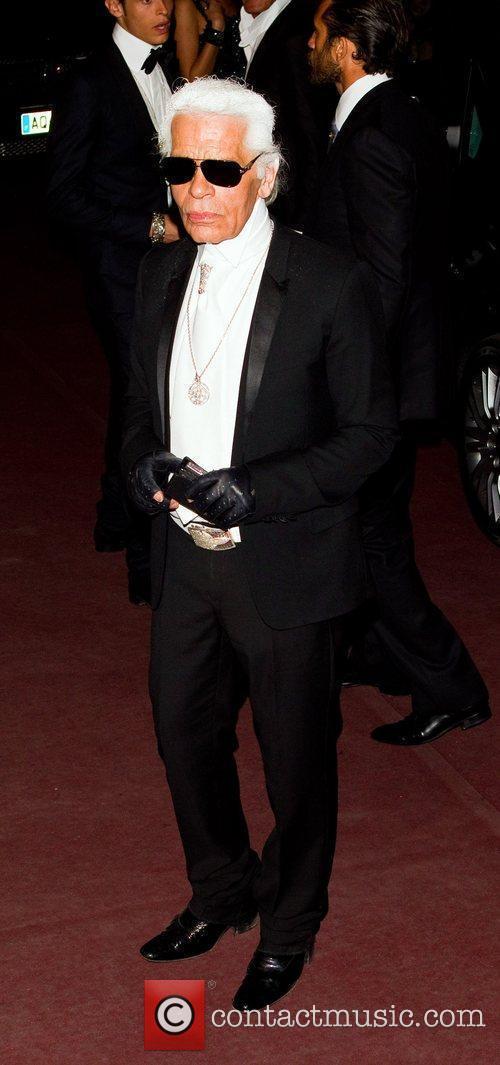 Karl Lagerfeld, Cannes Film Festival