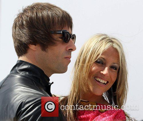 Liam Gallagher and Nicole Appleton 11