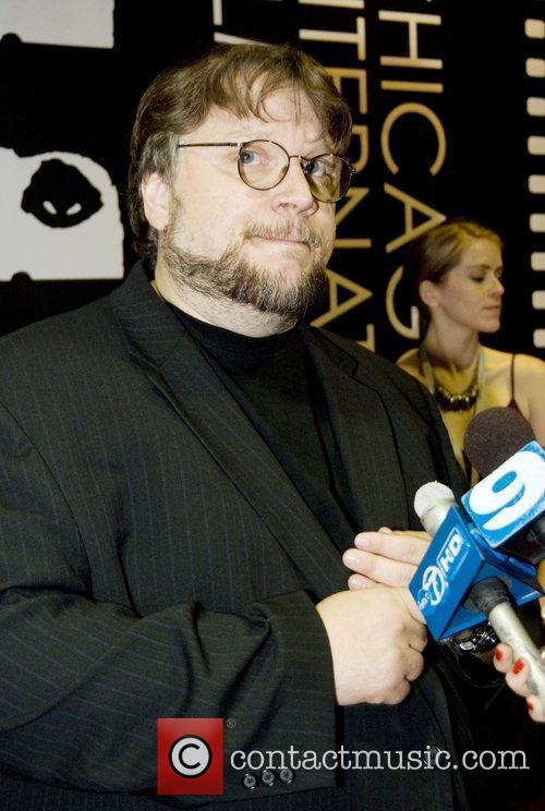 Guillermo Del Toro, Chicago, Gomez, Chicago International Film Festival