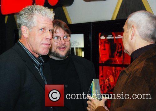 Ron Perlman, Chicago, Gomez and Guillermo Del Toro