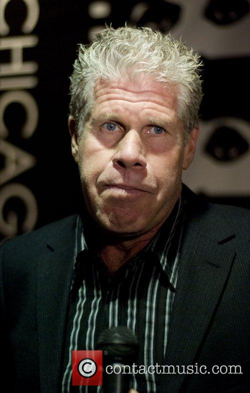 Ron Perlman, Chicago, Chicago International Film Festival