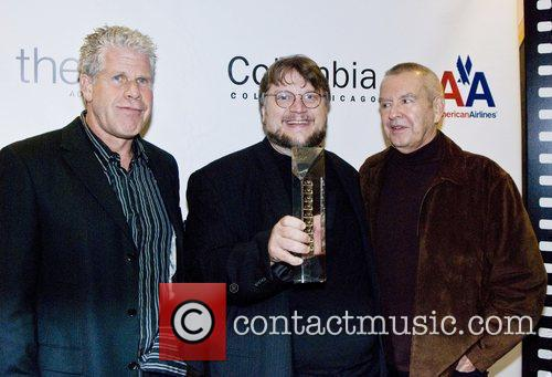 Ron Perlman, Chicago, Gomez and Guillermo Del Toro 10