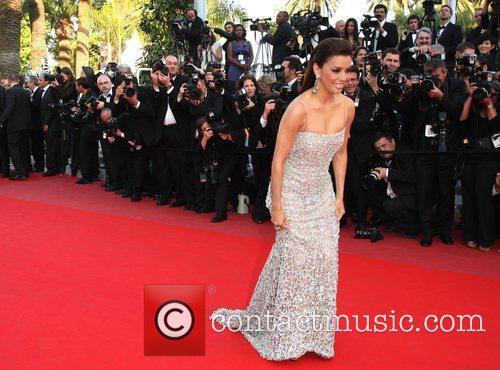 Eva Longoria Parker 2010 Cannes International Film Festival...