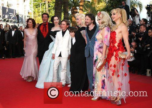 Roky Roulette, director Mathieu Amalric, Evie Lovelle, Mimmi...
