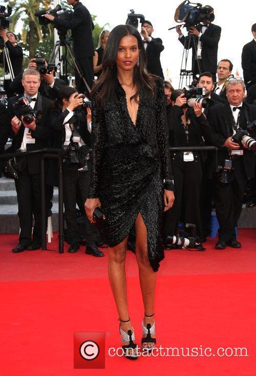 Liya Kebede 2010 Cannes International Film Festival -...