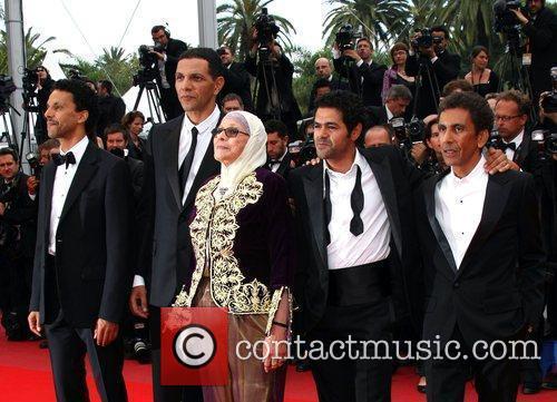 Rachid Bouchareb, Chafia Boudraa, Sami Boujila, Jamel Debbouze and Roschdy Zem