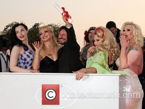 2010 Cannes International Film Festival - Day 12...