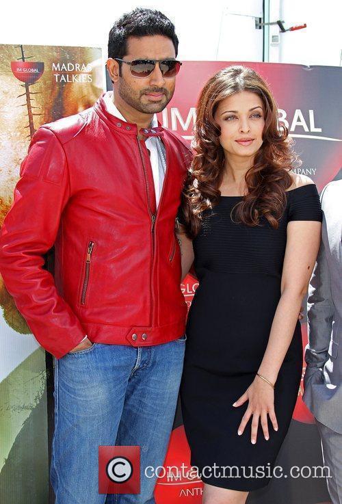 Aishwarya Rai and Abhishek Bachchan 1