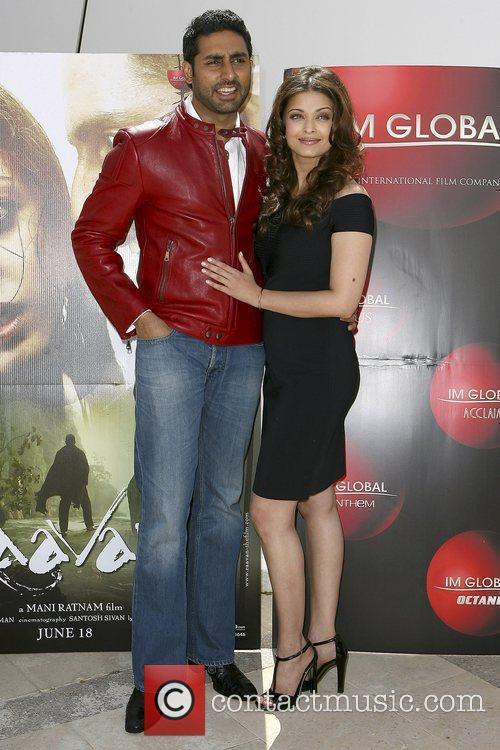 Aishwarya Rai and Abhishek Bachchan 8