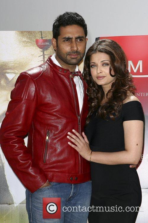 Aishwarya Rai and Abhishek Bachchan 5
