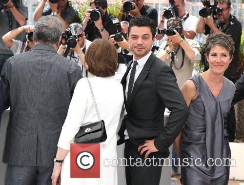 Dominic Cooper and Tamsin Greig 1