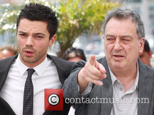 Dominic Cooper and Stephen Frears 2