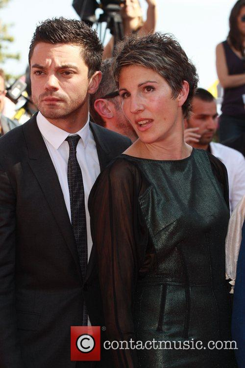 Dominic Cooper, Tamsin Greig, Cannes Film Festival