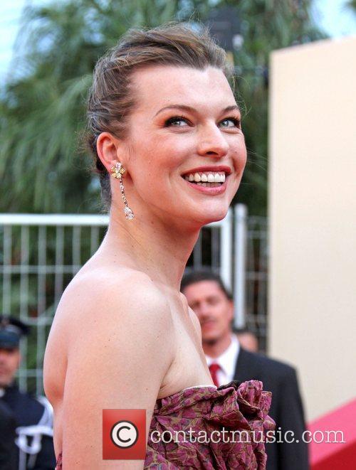 Milla Jovovich 2010 Cannes International Film Festival -...